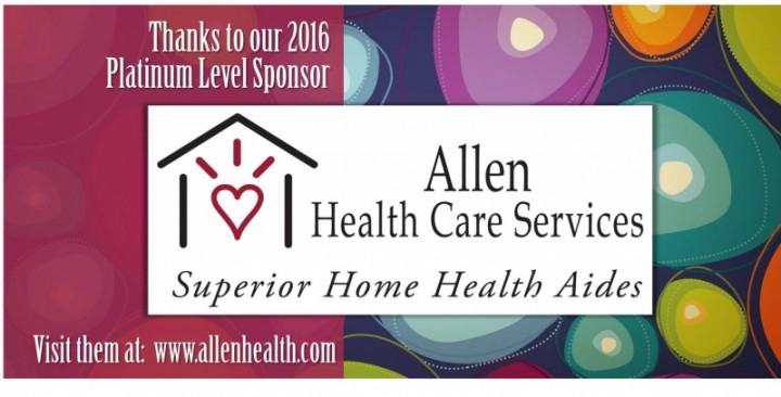 HCA's Platinum Sponsor 2016: Allen Health Care