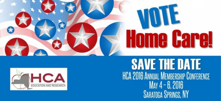 Save the Date: HCA's Annual Conference