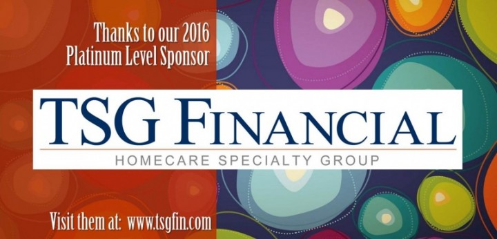 HCA's Platinum Sponsor 2016: TSG Financial