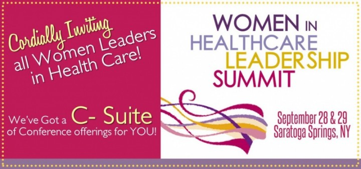 Join the C-Suite At HCA's Women in Healthcare Leadership Summit