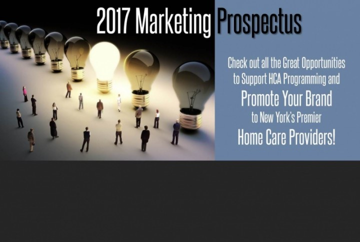 HCA's 2017 Marketing Prospectus