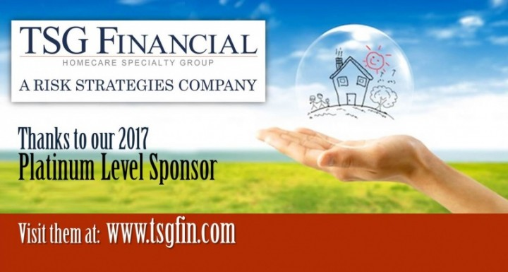 HCA's Platinum Sponsor 2017: TSG Financial