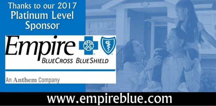 HCA's Platinum Sponsor 2017: Empire BlueCross BlueShield