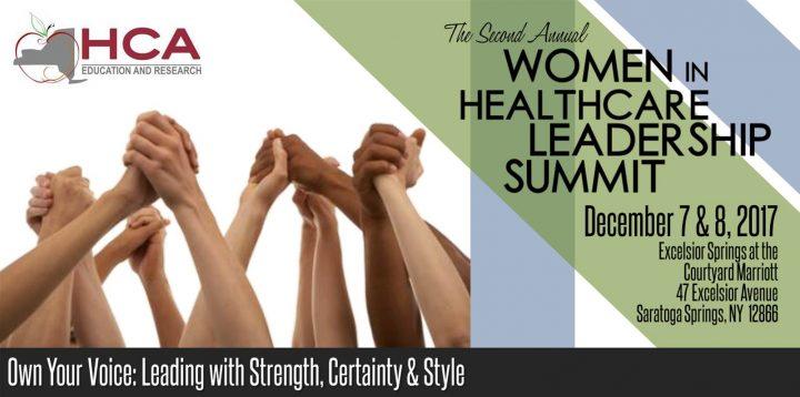 2018 Women in Healthcare Leadership Summit