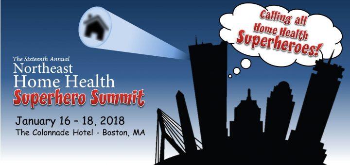 2018 Northeast Home Health Superhero Summit