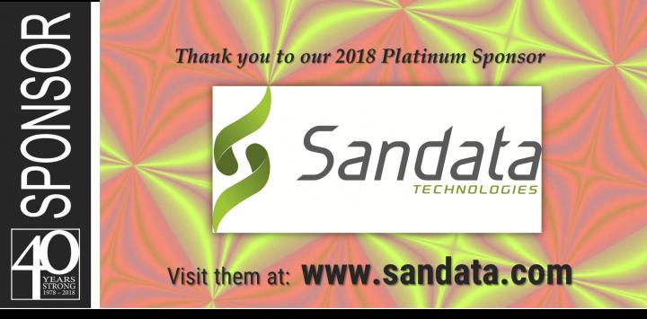 2018 Sponsor: Sandata
