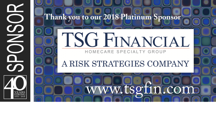 2018 Sponsor: TSG Financial