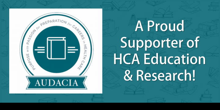HCA Education Sponsor