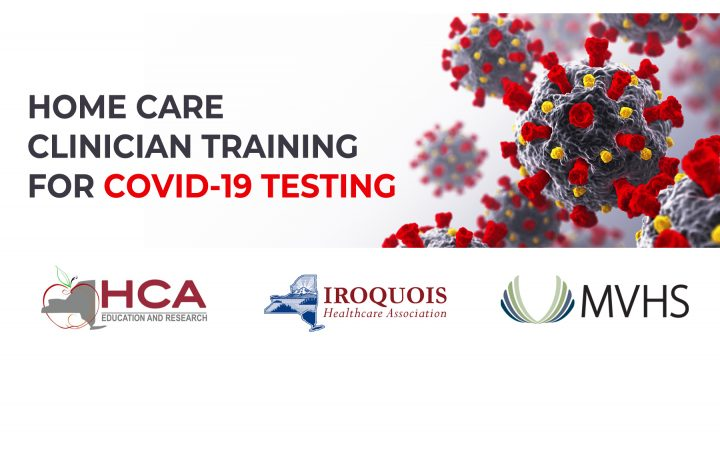 Home Care Clinician Training for COVID-19 Testing