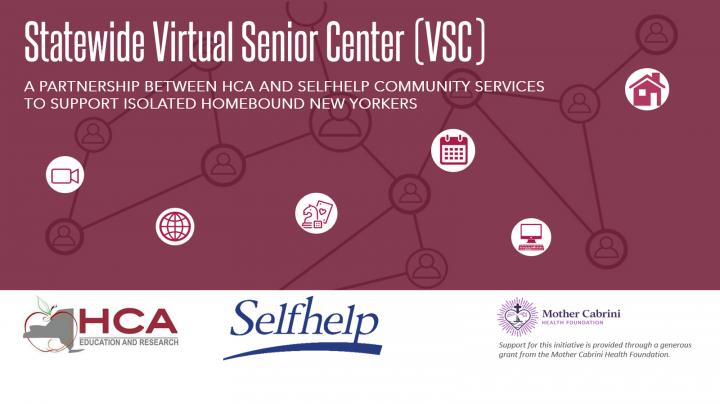 Statewide Virtual Senior Center
